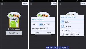 Cara Mudah Edit Foto Efek Menulis di Kaca Berembun HP Android 1