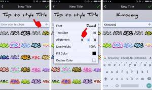 Cara Mudah Edit Foto Efek Menulis di Kaca Berembun HP Android 3