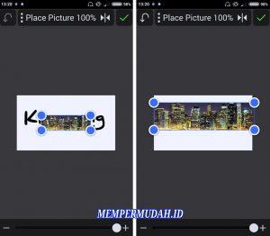 Cara Mudah Edit Foto Efek Menulis di Kaca Berembun HP Android 7