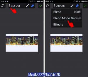 Cara Mudah Edit Foto Efek Menulis di Kaca Berembun HP Android 8