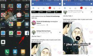 Trik Lihat Buka Foto Pada Mode Gratis di Facebook Android 4