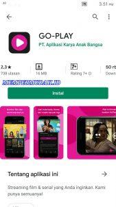 Cara Gunakan Aplikasi GO-PLAY di Smartphone Android 1