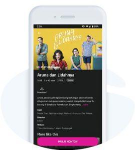 Cara Gunakan Aplikasi GO-PLAY di Smartphone Android 8