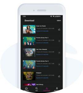 Cara Gunakan Aplikasi GO-PLAY di Smartphone Android 9