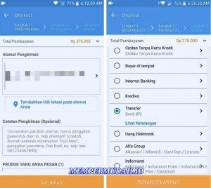 Cara Membeli Barang di Aplikasi Blibli Smartphone Android 4