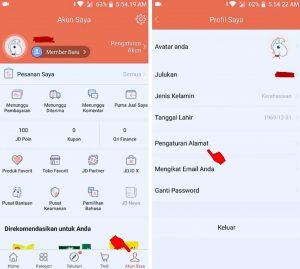 Cara Membeli Barang di Aplikasi JD.ID Smartphone Android 2