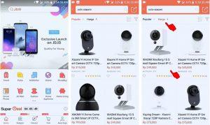 Cara Membeli Barang di Aplikasi JD.ID Smartphone Android 3