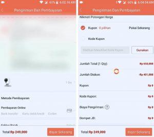 Cara Membeli Barang di Aplikasi JD.ID Smartphone Android 5