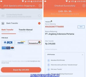 Cara Membeli Barang di Aplikasi JD.ID Smartphone Android 6