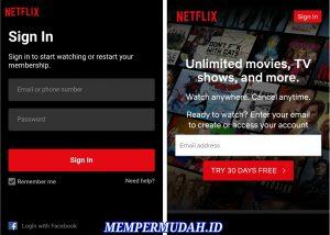 Cara Menggunakan Aplikasi NetFlix di Smartphone Android 1
