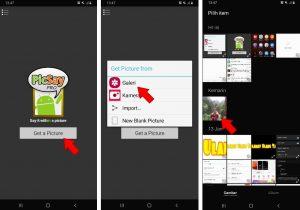 Cara Menggunakan Aplikasi Picsay Pro di Smartphone Android 3