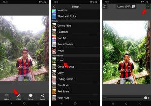 Cara Menggunakan Aplikasi Picsay Pro di Smartphone Android 6
