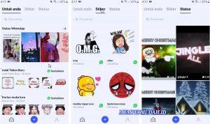 Cara Menggunakan Aplikasi Sticker.ly di Ponsel Android 3