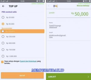 Cara Top Up Saldo OLX Lewat Aplikasi di HP Android 4