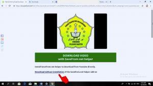 Cara UnduhDownload Video Seperti Youtube Go di Laptop 6