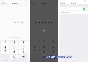 Cara Aktifkan Layar Kunci & Pemberitahuan iOS 13 di Android 5