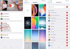 Cara Aktifkan Layar Kunci & Pemberitahuan iOS 13 di Android 6