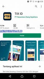 Cara Beli Tiket Bioskop Hanya Melalui Smartphone Android 1
