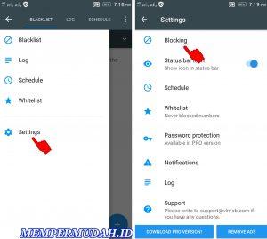 Cara Buat Nomor Smartphone Kita Tidak Aktif Saat di Telepon 5
