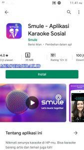 Cara Daftar dan Pakai Aplikasi Smule di Smartphone Android 1