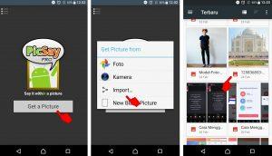 Cara Edit Foto Jalan - Jalan ke Luar Negeri via HP Android 6