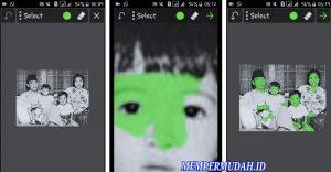 Cara Edit Foto Jaman Dulu Hitam Putih Menjadi Berwarna di Smartphone 4