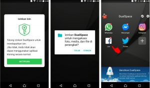 Cara Login Online Akun Facebook Lebih Dari Satu di HP Android 3