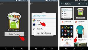 Cara Mengganti Warna Baju Pada Foto di Smartphone Android 2