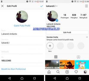 Cara Menggunakan Aplikasi Fonts for Instagram di HP Android 4