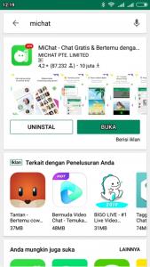 Cara Menggunakan Aplikasi MiChat di Smartphone Android