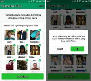 Cara Menggunakan Aplikasi MiChat di Smartphone Android 4