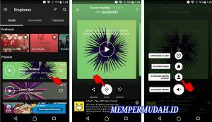 Cara Menggunakan Aplikasi Zedge Nada Dering di HP Android 5