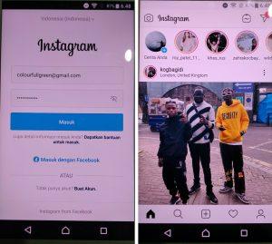 Cara Pakai 2 Akun Instagram Secara Bersamaan di HP Android 4