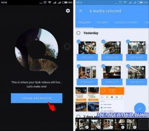 Cara Pakai Aplikasi Quick Editor Video di HP Android 2