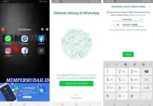 Cara Pakai Aplikasi Ruang Ganda di Smartphone Android 3