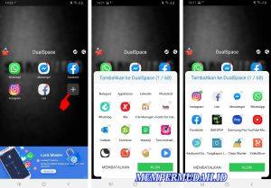 Cara Pakai Aplikasi Ruang Ganda di Smartphone Android 4