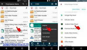 Cara Putar File Video Format MKVMLV di Smartphone Android 4