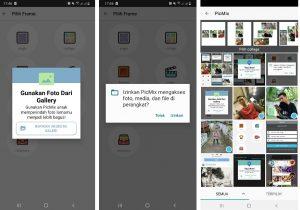 Cara Edit Foto Pakai Aplikasi PicMix di Smartphone Android 5