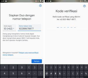 Cara Menggunakan Aplikasi Google Duo di Smartphone Android 3