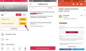 Cara Menjual Barang di Aplikasi Bukalapak Smartphone Android 4