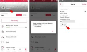 Cara Menjual Barang di Aplikasi Bukalapak Smartphone Android 6