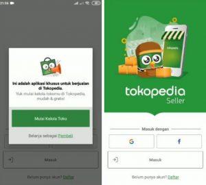 Cara Menjual Barang di Aplikasi Tokopedia Smartphone Android 2