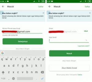 Cara Menjual Barang di Aplikasi Tokopedia Smartphone Android 3