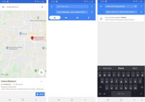Cara Pakai Aplikasi Google Maps Lite di Smartphone Android 4