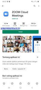 Cara Daftar Aplikasi Zoom Cloud Meeting di HP Android 1