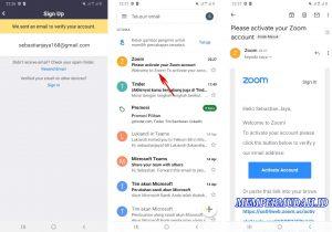 Cara Daftar Aplikasi Zoom Cloud Meeting di HP Android 4