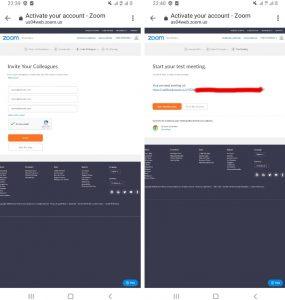 Cara Daftar Aplikasi Zoom Cloud Meeting di HP Android 7
