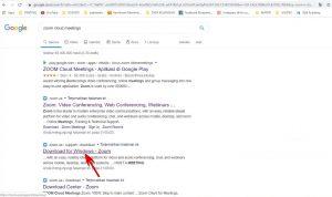 Cara Download & Pakai Aplikasi Zoom Cloud Meeting di Laptop 1