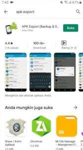 Cara Kirim Aplikasi Whatsapp ke HP Android Lain Lewat Bluetooth 1