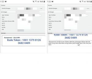 Cara Klaim Token Listrik Gratis PLN via Smartphone Android 5